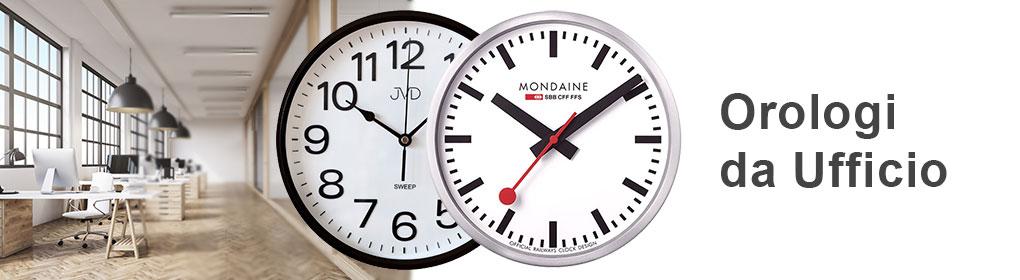 Orologi da Ufficio