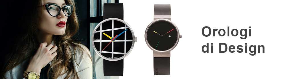 Orologi di design orologi da polso miglior prezzo for Orologi di design