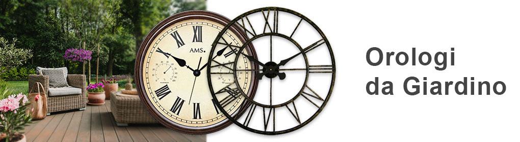Orologi da Giardino
