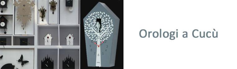 Orologi a Cucù