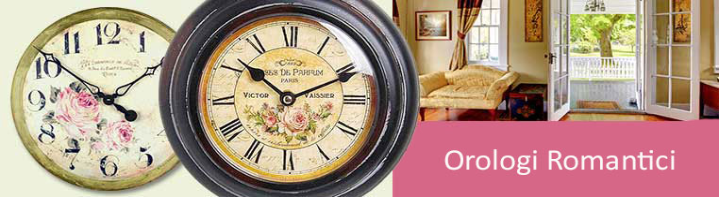Orologi Romantici