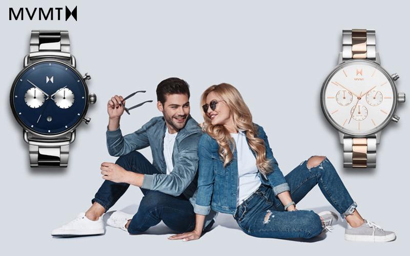 La nuova marca trendy MVMT su Orologi4you.it