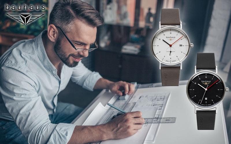 I nostri nuovi orologi da polso Bauhaus
