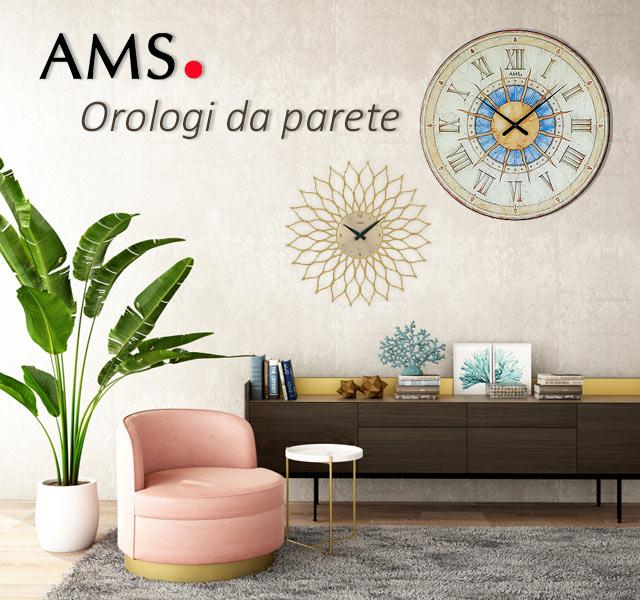 AMS Orologi da parete