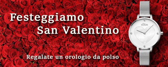 Orologio da polso per San Valentino il 14 febbraio